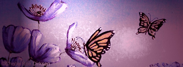 Butterfly banner2