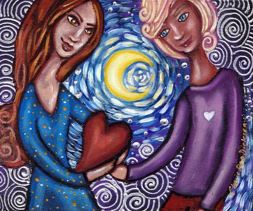Take care of my heart by Cherie Roe Dirksen