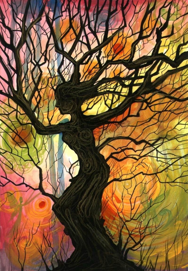 Tree of LIfe by Cherie Roe Dirksen