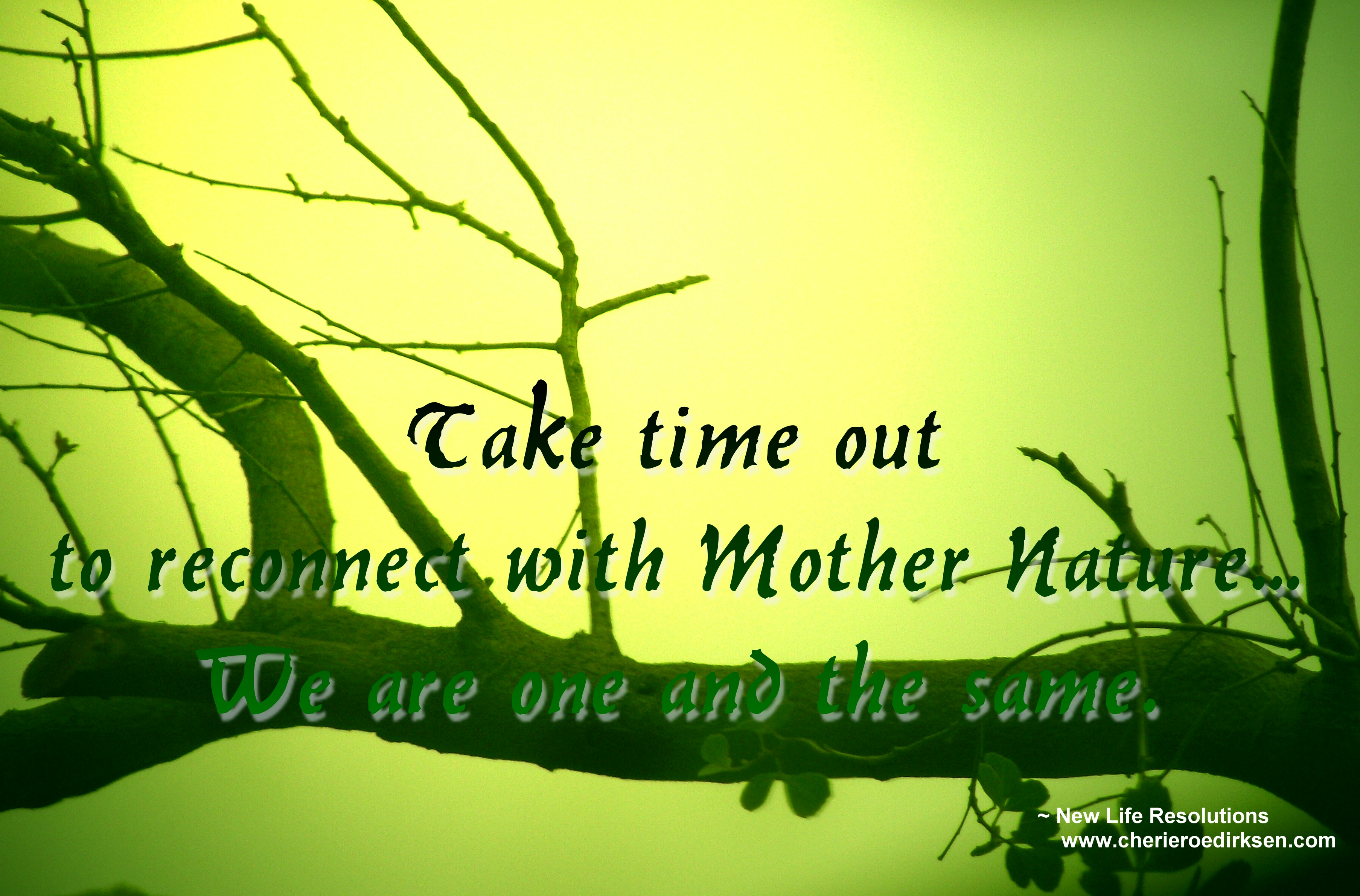 mother nature sayings wallpaper - photo #18