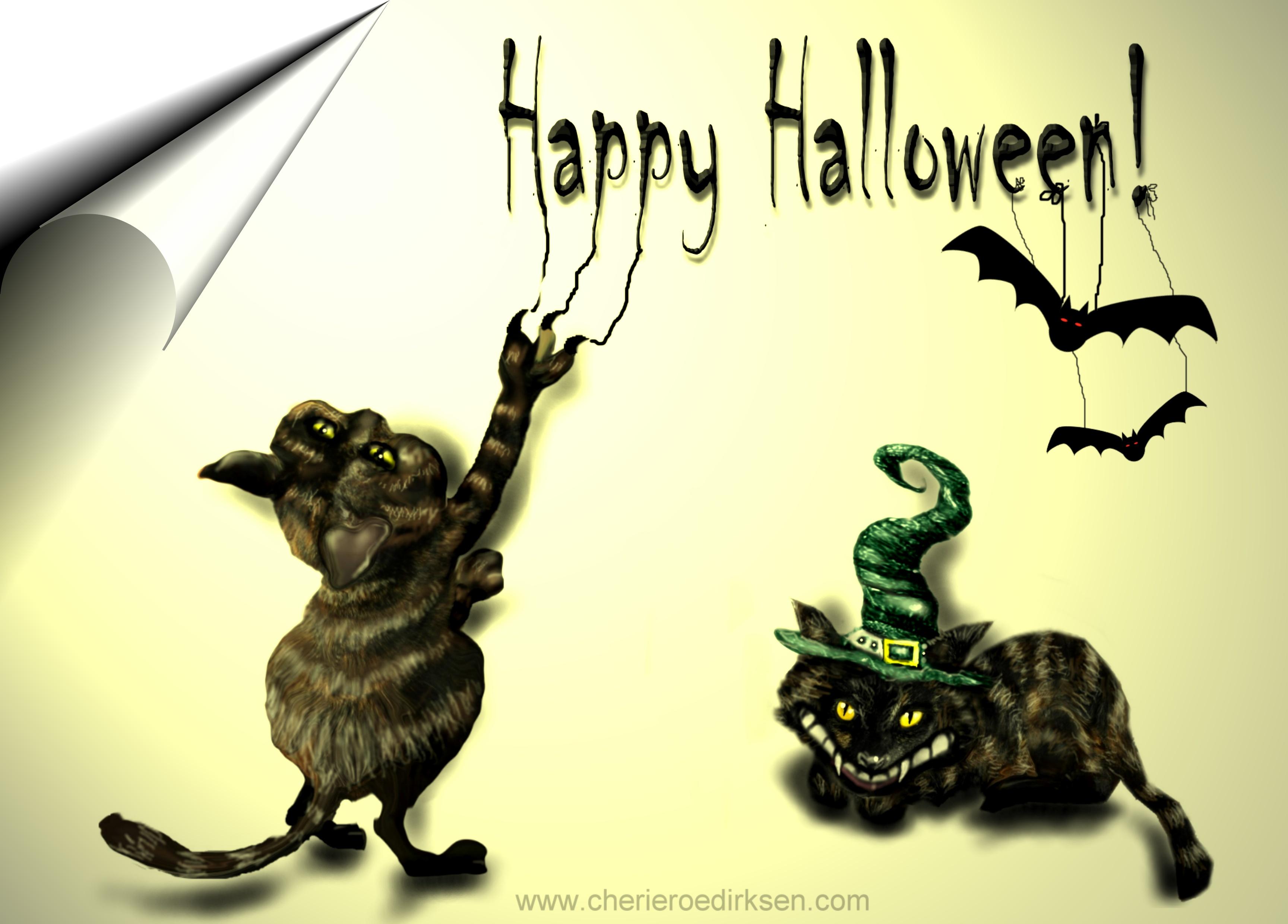 free halloween posters cherie roe dirksen