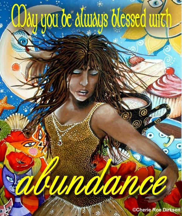 Abundance ecard