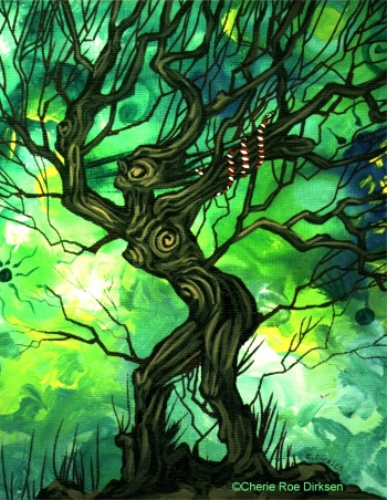 tree of life - serpent