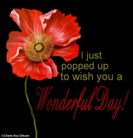 Wonderful Day ecard
