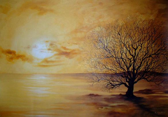 Yellow Skies, Lonely Tree