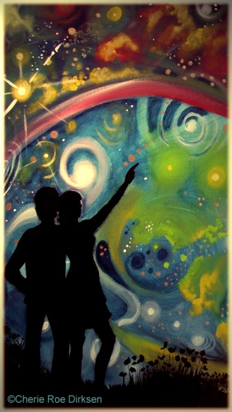 Cosmic Love by Cherie Roe Dirksen