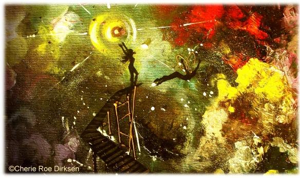 Leap of Faith by Cherie Roe Dirksen - the jump