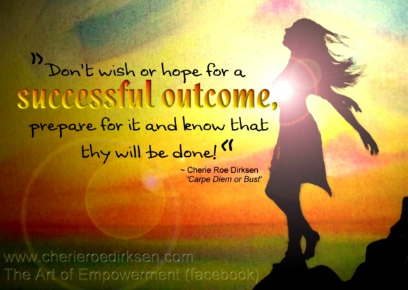 Thy will be done quote