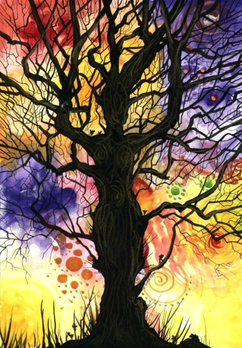 Tree of Life Series by Cherie Roe Dirksen