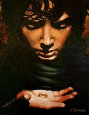 Frodo by Cherie Roe Dirksen