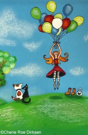 Balloon Therapy by Cherie Roe Dirksen