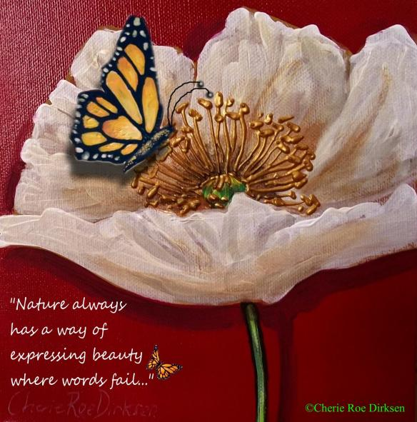 Nature Quote by Cherie Roe Dirksen
