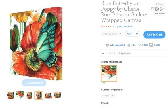 Butterfly Poppy