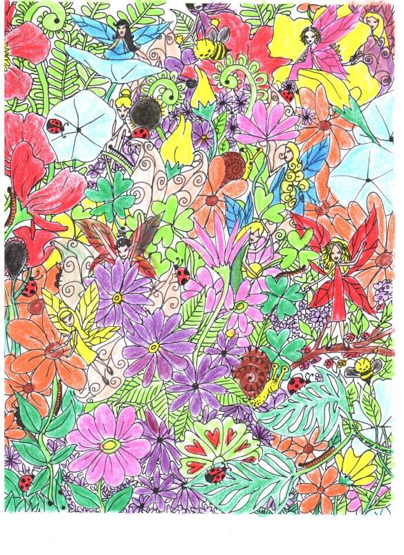 Fairy Garden 1