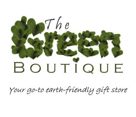 Green Boutique Zazzle Logo