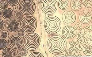 spirals in the karoo