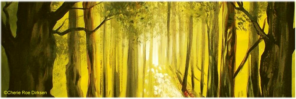 The Forest by Cherie Roe Dirksen