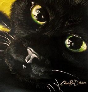 Cat's Eyes by Cherie Roe Dirksen