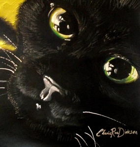 Cat's Eyes by Cherie Roe Dirksen