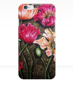 iPhone cases from Redbubble