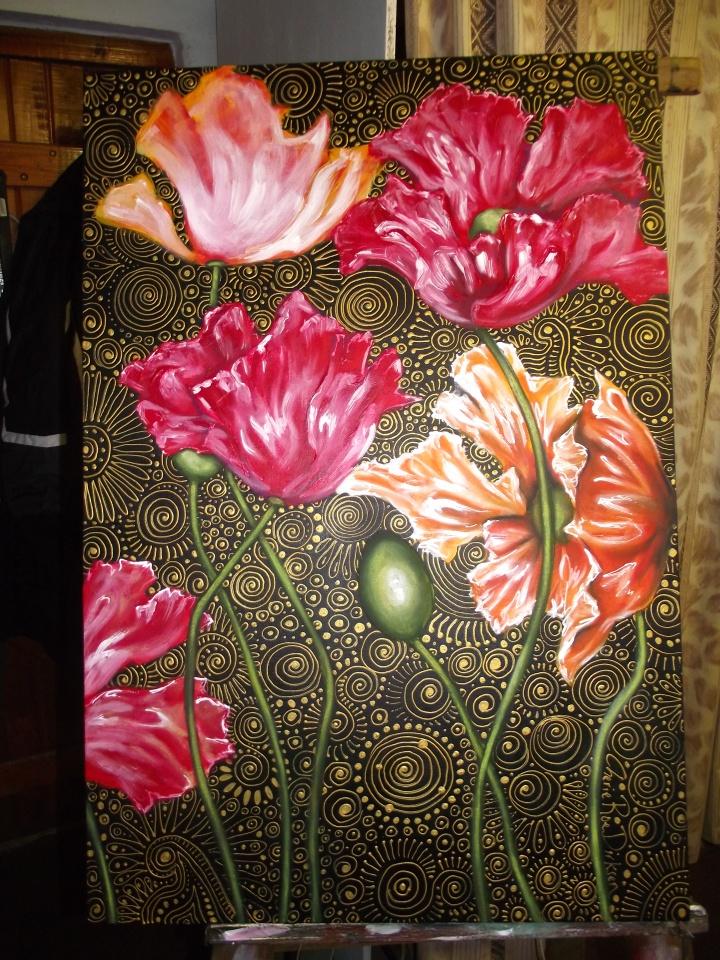 Painting Poppies - Photo 7