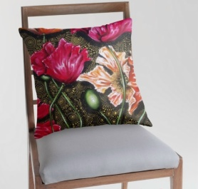 Pillows from Redbubble