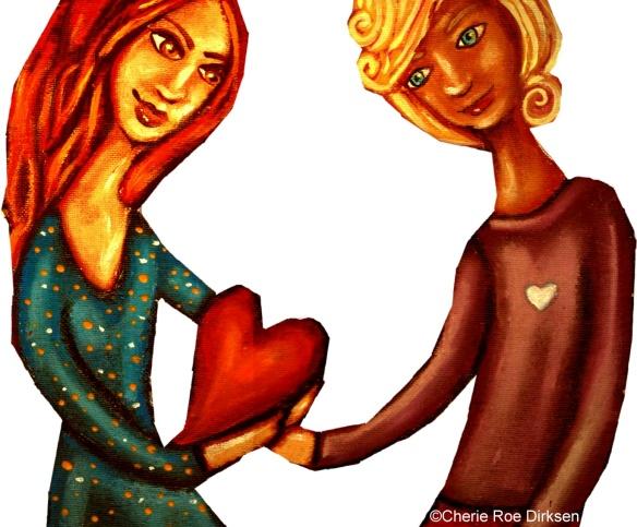 Look after my Heart by Cherie Roe Dirksen