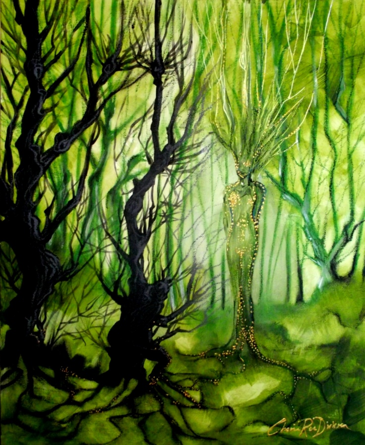 The Lady of the Forest bob
