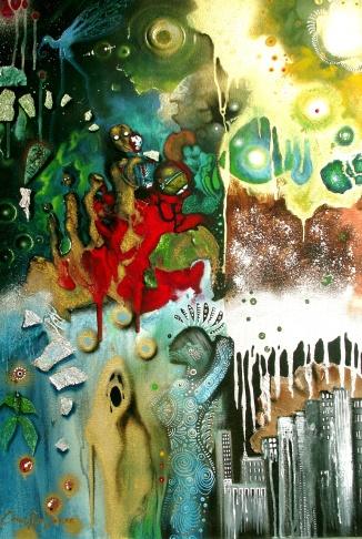 Resurrection - Muse by Cherie Roe Dirksen lr