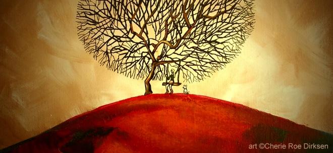 The Swing by Cherie Roe Dirksen