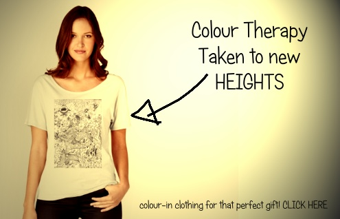 Colour in clothing range