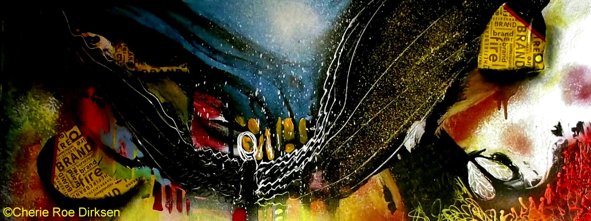 Cold Burn Nirvana by Cherie Roe Dirksen