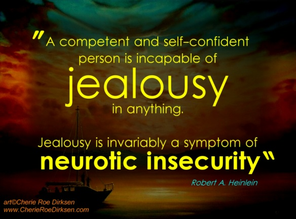 Jealousy Quote