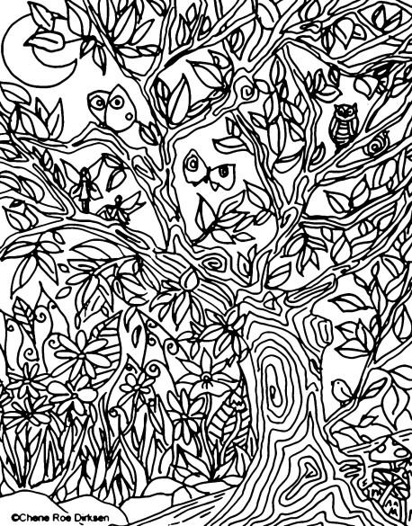 Debussy Whimsy by Cherie Roe Dirksen