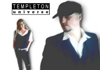 TU sketch logo Templeton Universe