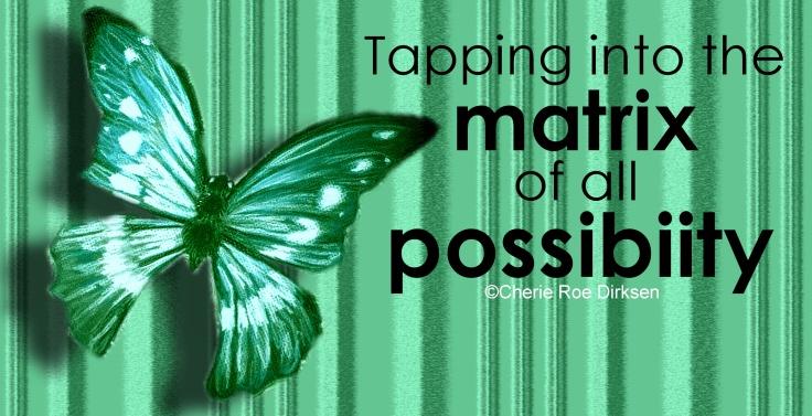 The Matrix of all Possibility