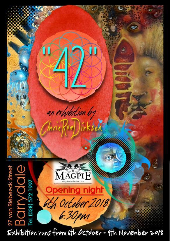 42 Exhibition Poster Design 2
