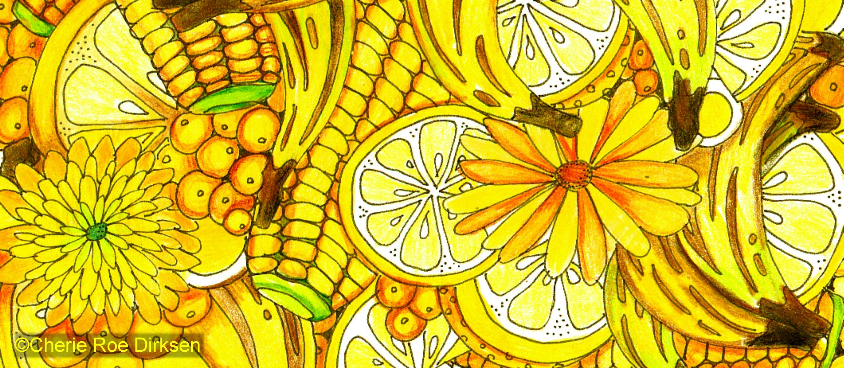 Lemon Header