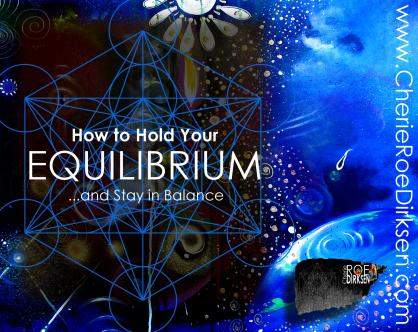 How to Hold Your Equilibrium