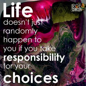 Responsible Choices Quote