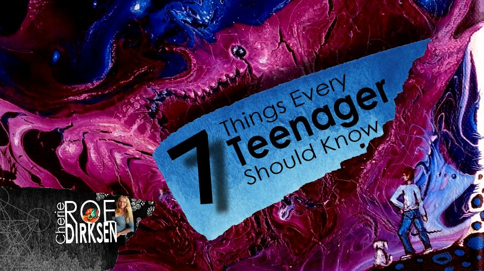 Teenager Heading