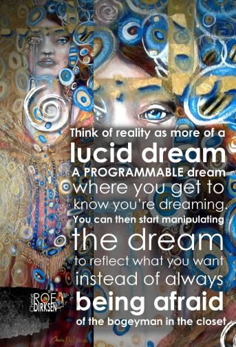Lucid Dream Quote
