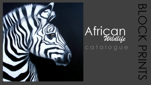 african wildlife catalogue cover