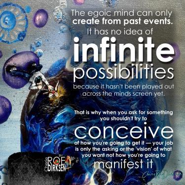 cosmic dementia quote
