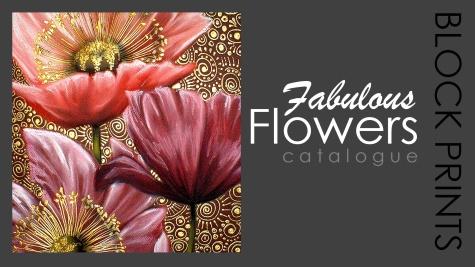 fabulous flowers catalogue cover