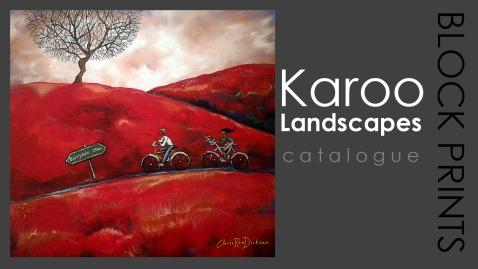 karoo landscapes catalogue cover