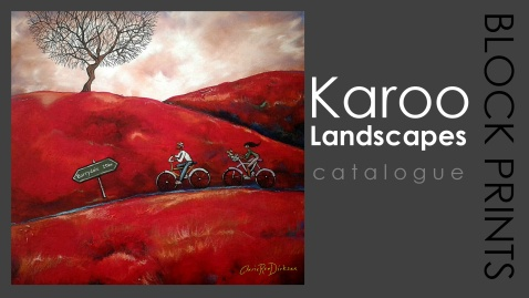 karoo landscapes catalogue cover