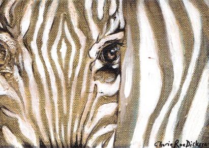 Gold Zebra 2