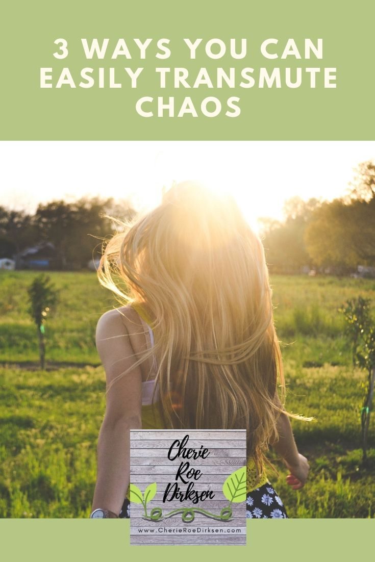 how you can easily transmute chaos